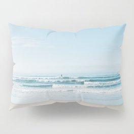 California Surfing Pillow Sham