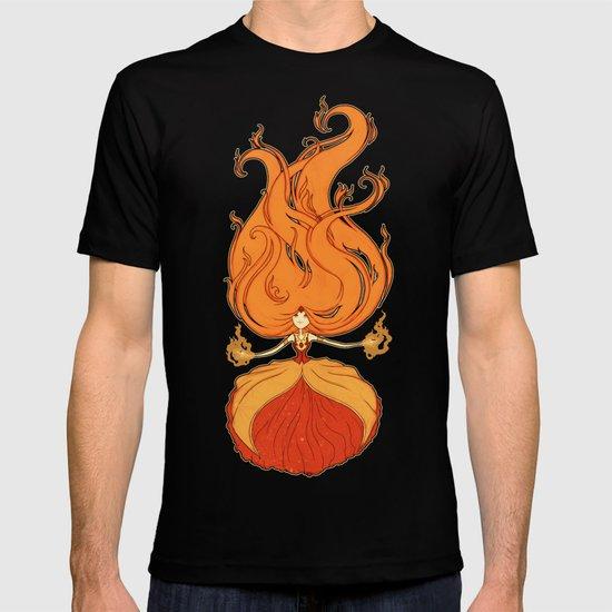Princess of Flame T-shirt