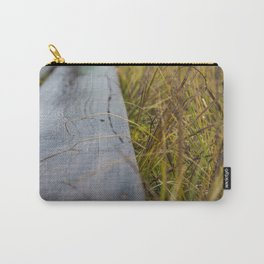 Wet Wood Carry-All Pouch
