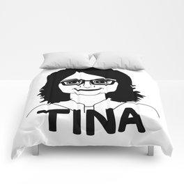 Tina Fey Comforters