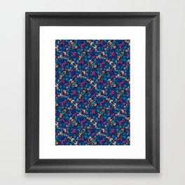 Kaleidoscope Number 3 Framed Art Print