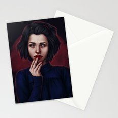 Devil town  Stationery Cards