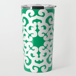 Jade Asian Moods Mandalla Travel Mug