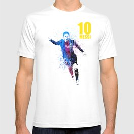 Sports art _ Barcelona T-shirt