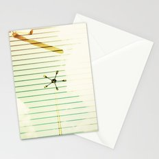Watching You Stationery Cards
