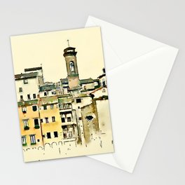 Florence On My Mind Stationery Cards