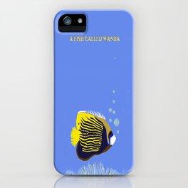 A Fish Called Wanda iPhone Case