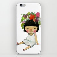 spring iPhone & iPod Skins featuring Spring  by Young Ju