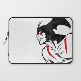 070 Devilman Stencil Laptop Sleeve