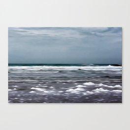 WAVES vol.1 Canvas Print