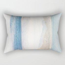 MM 332 . Gold Mountains x Ocean Sky Rectangular Pillow
