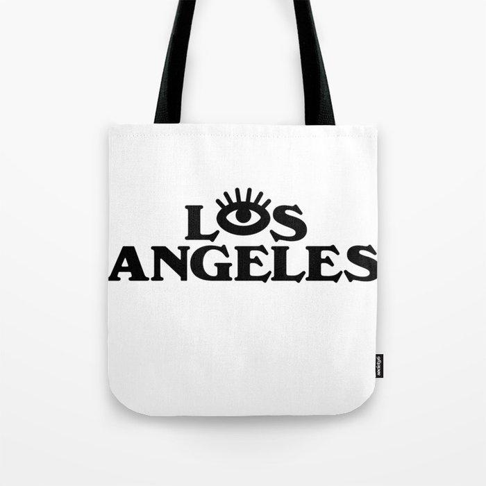 Los Angeles Third Eye Tote Bag