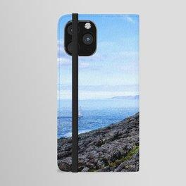 Ardnamurchan Lighthouse iPhone Wallet Case