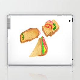 Akward Sandwich Laptop & iPad Skin
