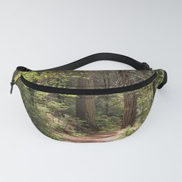 Forest Trail - Yosemite's Wawona Loop Trail Fanny Pack