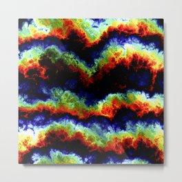 marblesmoke#5 Metal Print