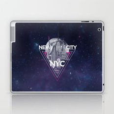 New York City V [pink] Laptop & iPad Skin