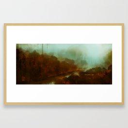Little River Framed Art Print