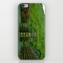 Stack of Commercial Crab Pots  iPhone Skin