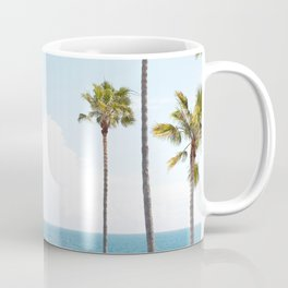 Surfer's Boardwalk Coffee Mug