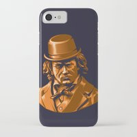 beethoven iPhone & iPod Cases featuring Bratchny Beethoven by Torekdg