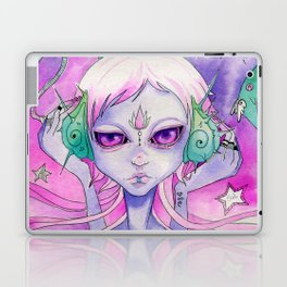 Song of the universe Laptop & iPad Skin