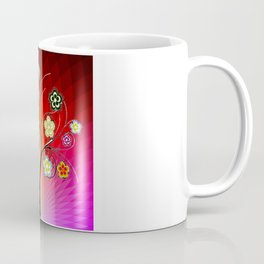 Healing Chakra Tree Coffee Mug