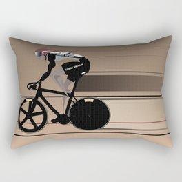 Velodrome Rectangular Pillow