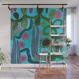 Jungle Vines Wall Mural