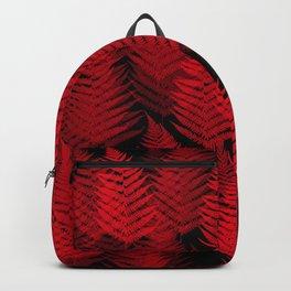 Red Fern Backpack