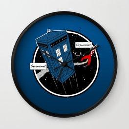 Shipwrecker! Wall Clock