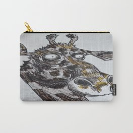 Giraffe drawing Carry-All Pouch