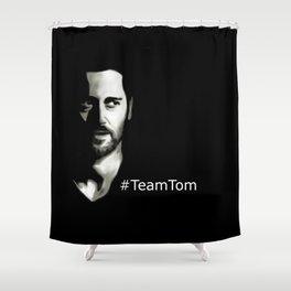 Tom Keen Shower Curtain
