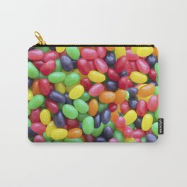 Jelly Bean Candy Photo Pattern Carry-All Pouch