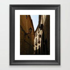 TOLEDO Framed Art Print