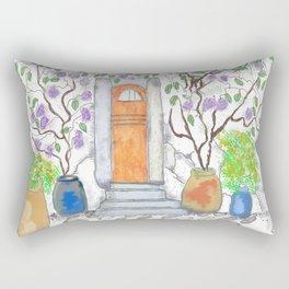 fairy door Rectangular Pillow