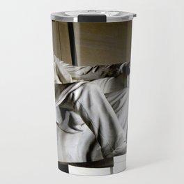 Mr. Lincoln Travel Mug