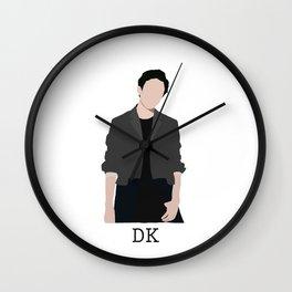 Seventeen - DK Wall Clock