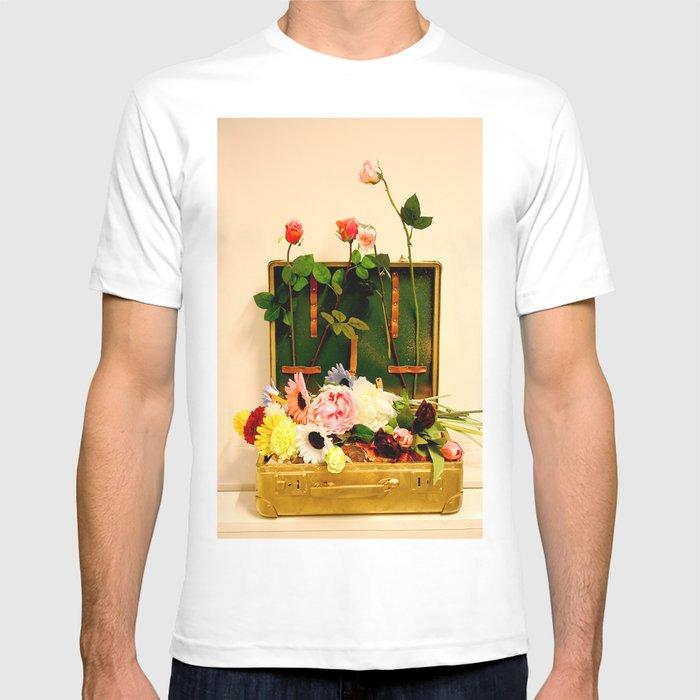 Travel happiness T-shirt