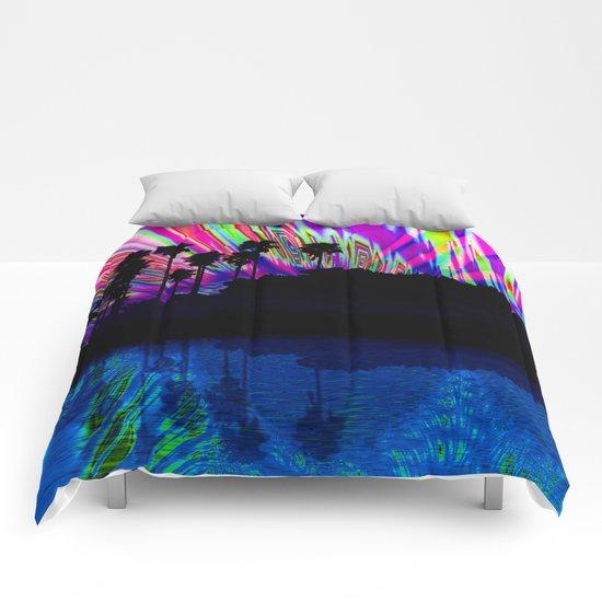 Island Magic Comforters