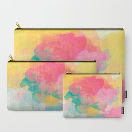 RAINBOW SPLATTER LAYERS Carry-All Pouch