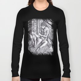 Hannibal - Abigail and Will  Long Sleeve T-shirt