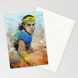 Rafa Nadal Stationery Cards