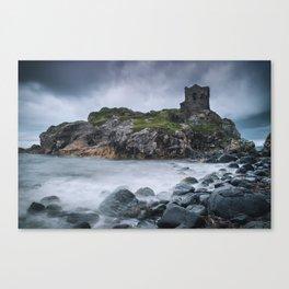 Kinbane Castle II Canvas Print
