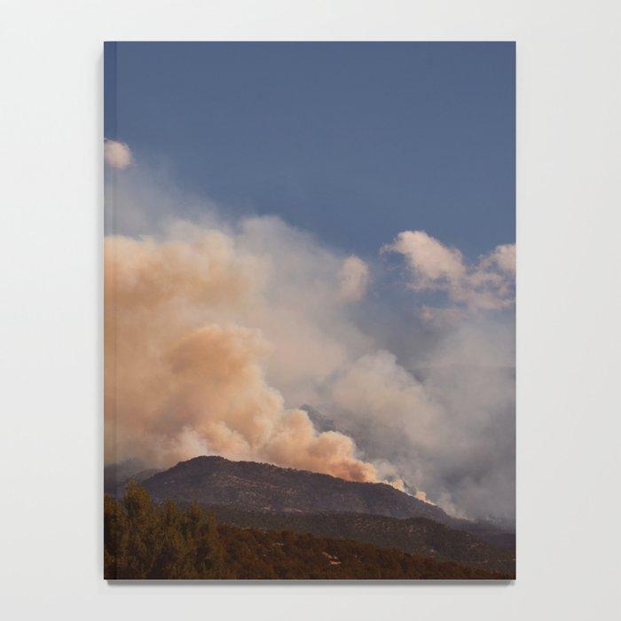 Cedar City Forest Fire - II Notebook