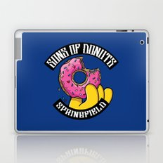 Sons Of Donuts / Simpsons / Donuts Laptop & iPad Skin