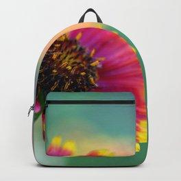 California Blanket Flower Backpack