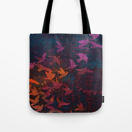 I want to fly away Tote Bag