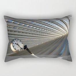 Time Revisited Rectangular Pillow