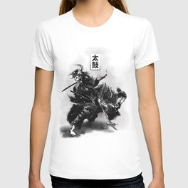 Taiko - Dance of the swords T-shirt